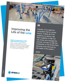 Download our case study, Improving the Life of the Line