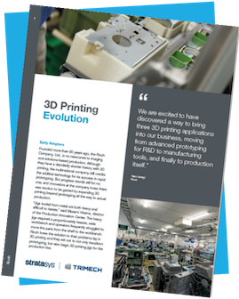 Download our case study, 3D Printing Evolution